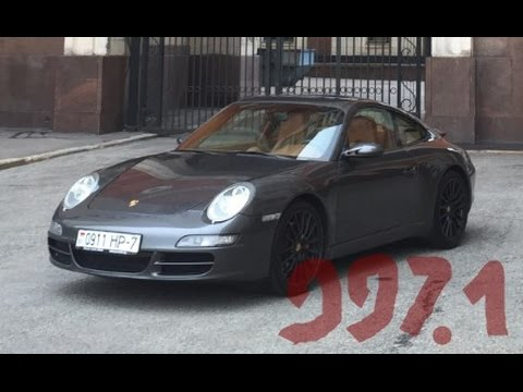 Porsche 911 997.1 Carrera S мкпп X51 2005 обзор и тест-драйв