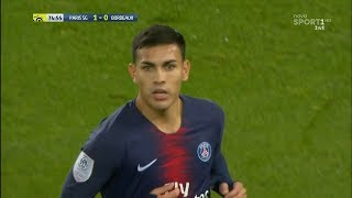 Leandro Paredes VS Bordeaux 09-02-2019