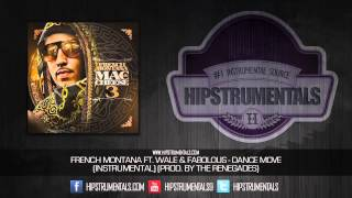 French Montana Ft. Fabolous - Dance Move [Instrumental] (Prod. By The Renegades) + DOWNLOAD LINK
