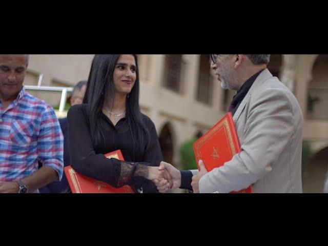 SATUC World Cup 2020, Morocco, Tiznit  3rd edition  كأس العالم للأيتام ساتوك, المغرب, تزنيت