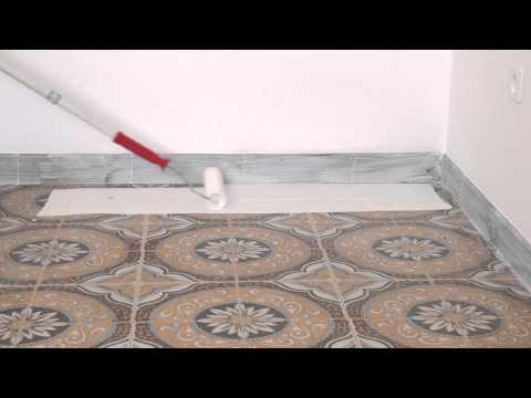 Set ripara fughe tra mattonelle e pavimenti per bagno c doovi - Sbiancante per fughe piastrelle ...