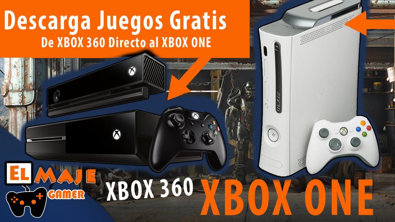 Descarga De 360 En El Xbox One Necesitas Gold