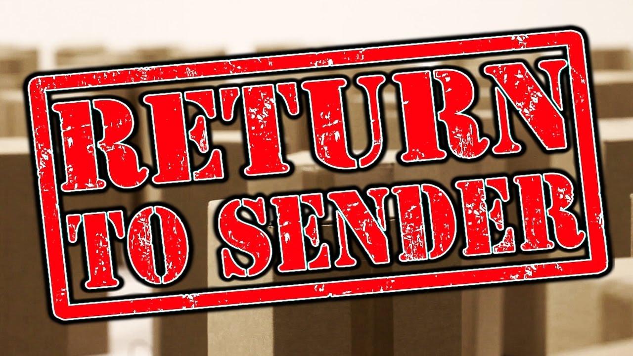return to sender stream