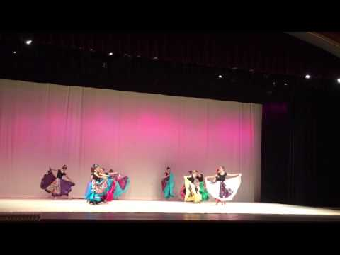 Fitness Elite Annual Show 2015 Gypsy Dance