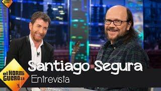 La pelea más divertida de Santiago Segura - El Hormiguero 3.0