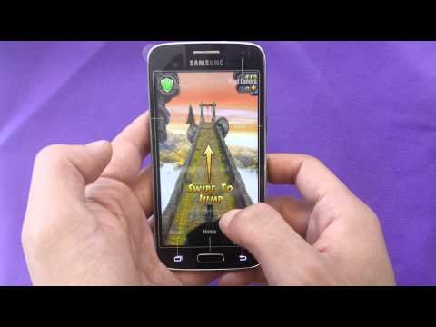 Samsung Avant Games Test Metro Pcs