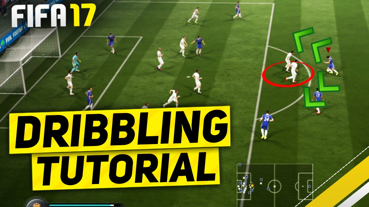 Fifa  Dribbling Tutorial Best Way To Dribble The Advanced Face Up Dribbling Tips Tricks Youtube