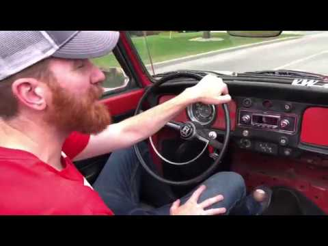 VW Autostick - How to shift and drive an Autostick - Road Test