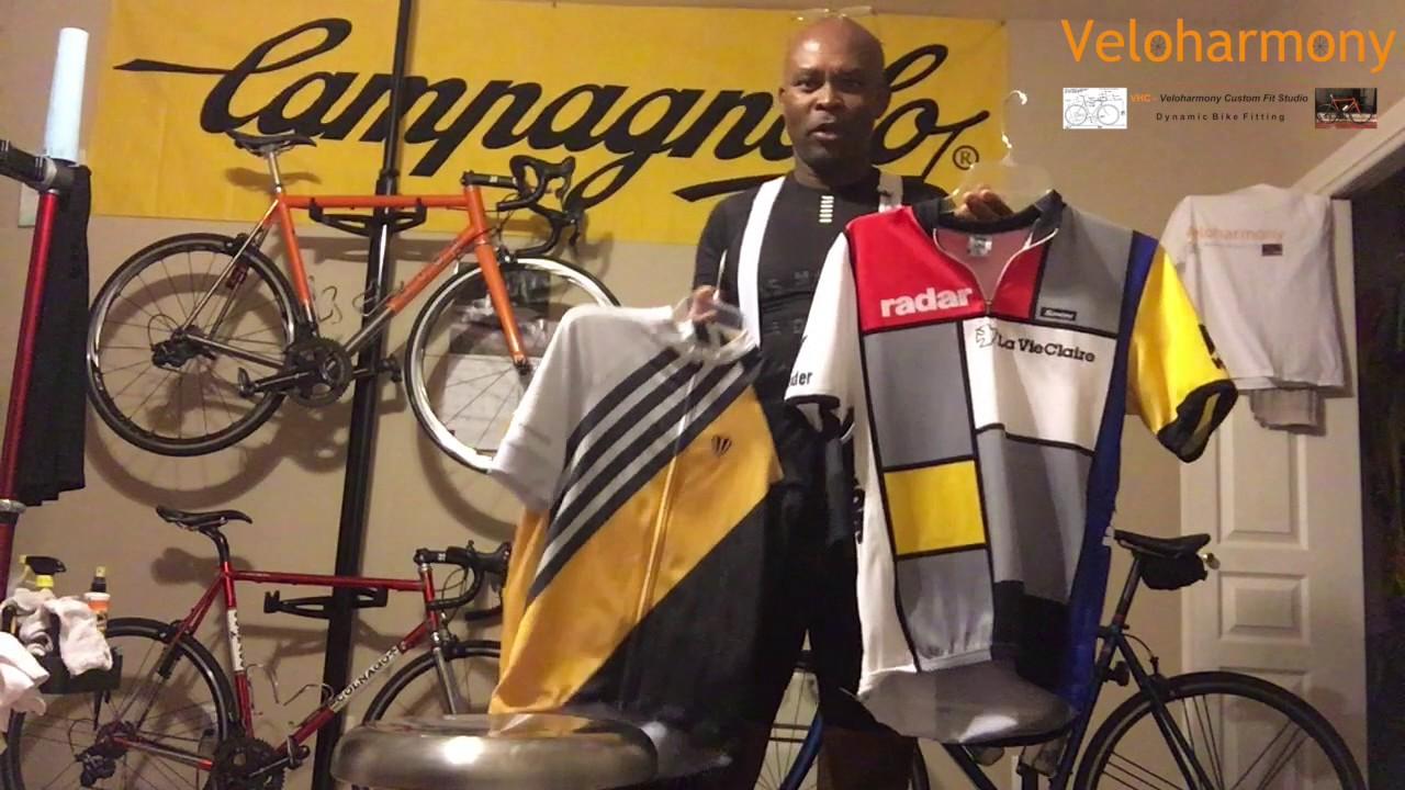 Greg Lemond s Rapha Trade Team   Team Sky Le Depart Jersey - YouTube daf3df8fc