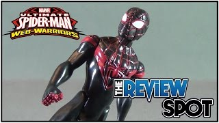 Toy Spot - Hasbro Ultimate Spider-man Web Warriors Ultimate Spider-man Figure