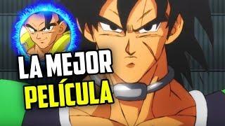 Dragon Ball Super: Broly - Una Reseña Seria