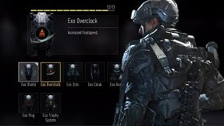 Customize Everything in Call of Duty: Advance Warfare