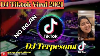 DJ TERPESONA FULL REMIX||VIRAL TIKTOK//full bass, gudang musik official