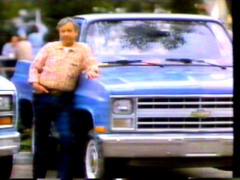 1983 Chevy Truck >> 1986 Vintage Chevy Truck Commercial - YouTube