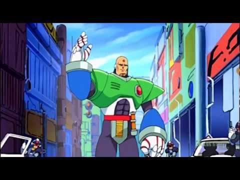 Mega Man: Maverick Hunter X: THE DAY of  OVA [HQ]