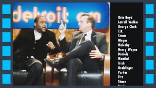 Черно-белый юмор в титрах — «Сквозные ранения» (2001) сцена 1/7 HD