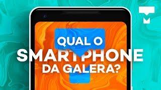 Qual é o celular particular do pessoal do TecMundo? thumbnail