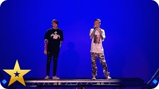 FIRST LOOK: Bars and Melody OWN the stage! | BGT: The Champions