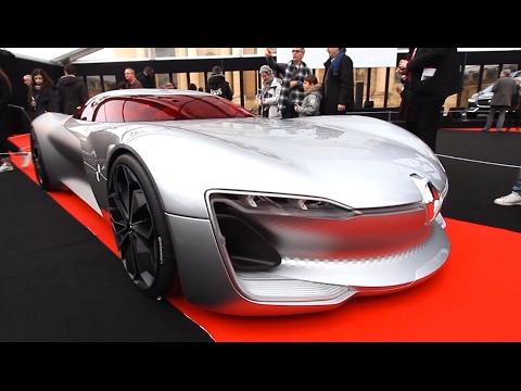 LE SALON DES CONCEPT CARS 2017