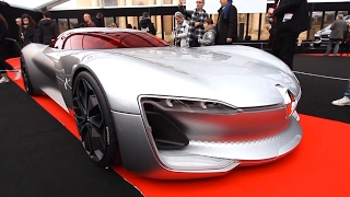 LE SALON DES CONCEPT CARS 2017