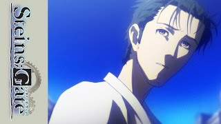 Steins;Gate - The Movie - Official Clip - Would You Remember Me If I Never Existed?