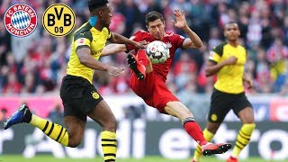 Robert Lewandowski: All Goals for FC Bayern vs. Borussia Dortmund