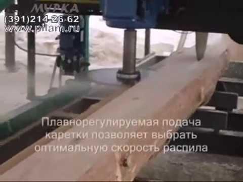 Дисковая углопильная пилорама ИКС ПДУ2 600 цена pilam.ru