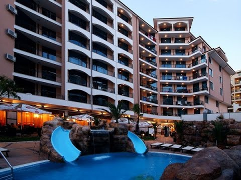 Karolina Complex Sunny Beach One Bedroom Apartment For