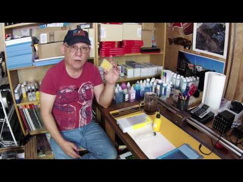 A Few Ink Buying Tips and How to Harvest Inks from Large OEM Cartridges