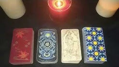 """TAROT READING """"THINK OF A PERSON. THIS IS THEIR MESSAGE."""""""