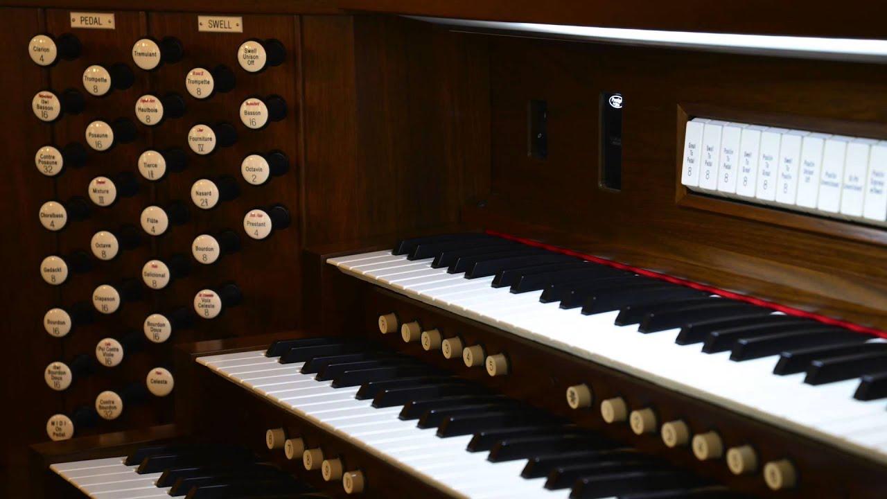 Allen L-331DK Digital Organ