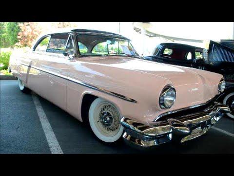 '54 LINCOLN CAPRI HOT ROD - PRETTY IN PINK