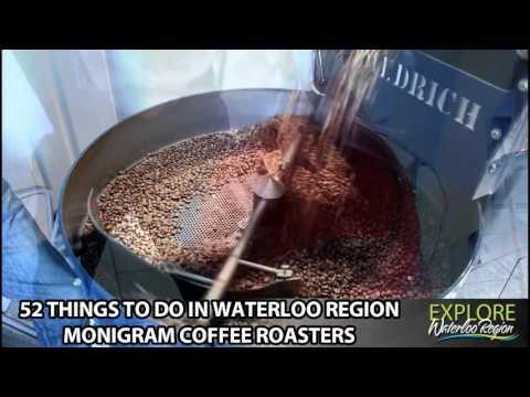 52 Things to do in Waterloo Region - Monigram Coffee Roasters