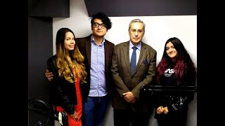 Entrevista al Rector de la Universidad Central Jaime Arias