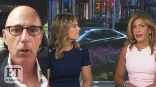 Matt Lauer Responds To Rape Allegation