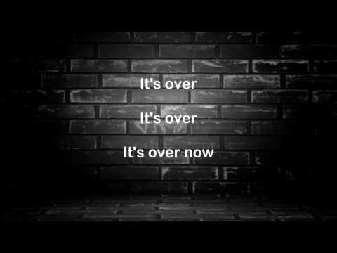 TRAPT - it's-over (lyrics)