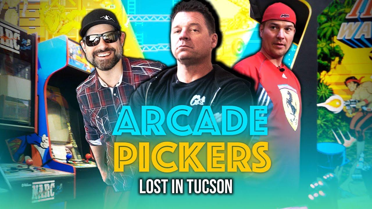 Arcade Pickers (S1 E2): Lost in Tucson