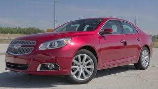 Building the 2013 Chevy Malibu – Wide Open Throttle Episode 28
