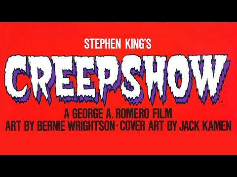 Stephen King + Bernie Wrightson = The Best-Selling CREEPSHOW Movie Adaptation Comic Book!