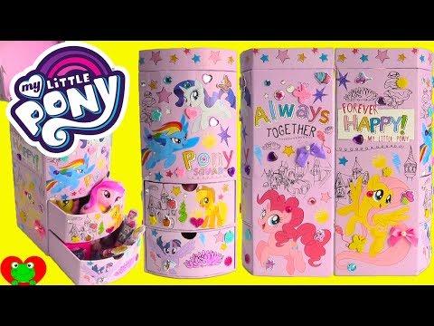 My Little Pony Treasure Box Set and MLP Surprises