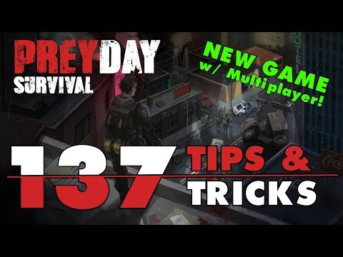 Fun Multiplayer! 137 Tips and Tricks for Prey Day Survival (Vid# 156)