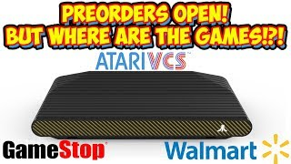Atari VCS Preorders Go Live At $389 For A Complete Console! But Wheres The Games?