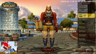 MadSeasonShow - PVP and No Pants - WoW Classic Day 53
