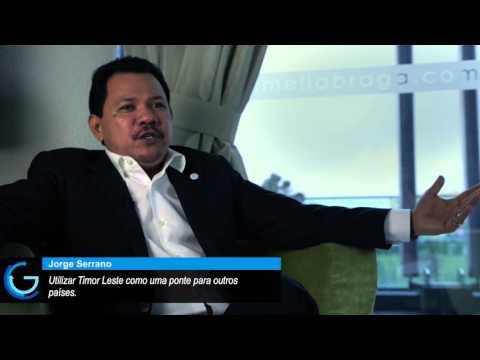 Conversa com Jorge Serrano, Presidente do GMN - Grupo Média Nacional Holding