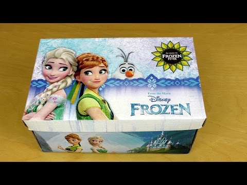 Disney Frozen Box