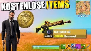 3 FREE ITEMS 😱 Tactical AR Gameplay, Patch Notes, Leaks, News | Fortnite John Wick