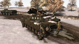 Тяжелый Штурм Грозного 1995. В Лучшей Стратегии на ПК. В Тылу Врага 2 Cold War