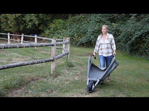 Allsop Home & Garden WheelEasy & WheelEasy LE Garden Carts