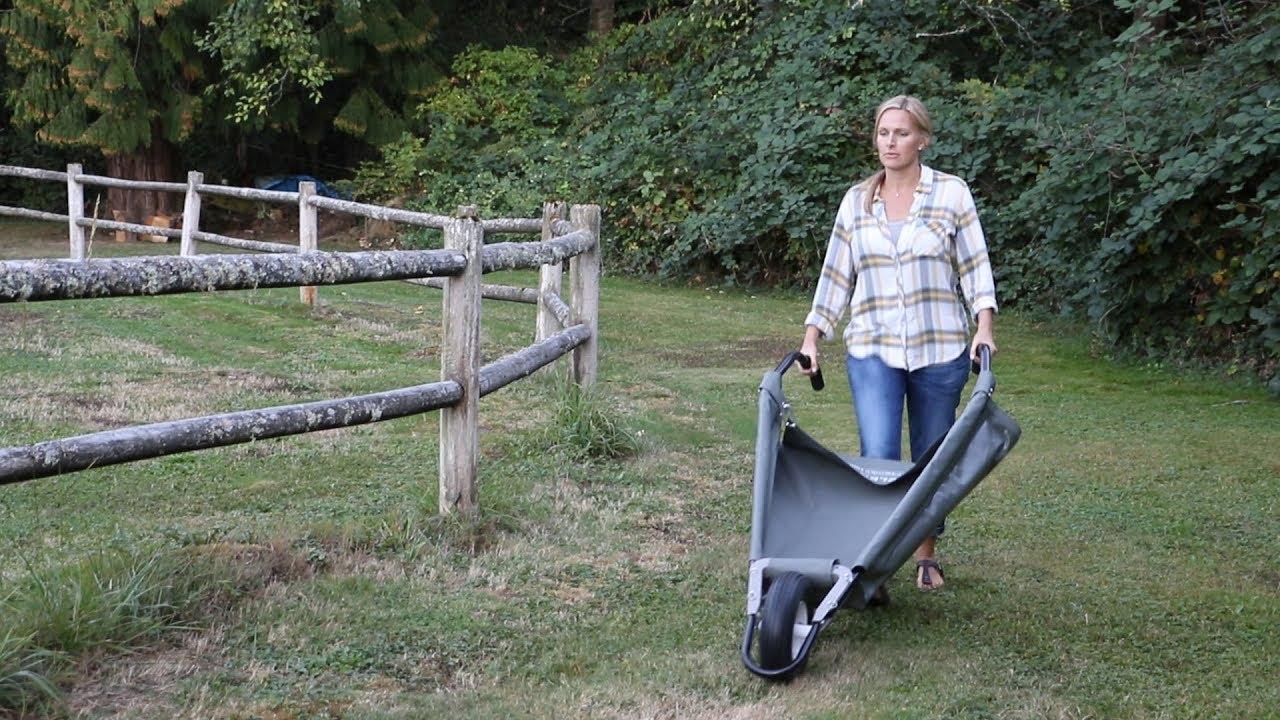 Allsop Home U0026 Garden WheelEasy U0026 WheelEasy LE Garden Carts