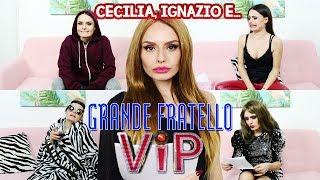👁PARODIA GRANDE FRATELLO VIP - CECILIA, IGNAZIO E....   MARYNA